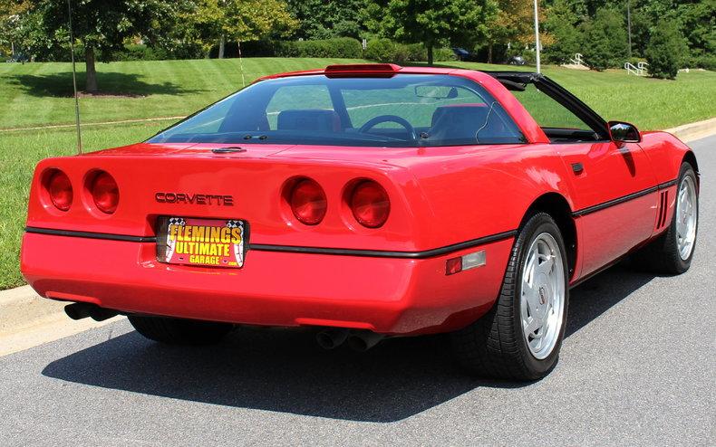 1989 Chevrolet Corvette 1989 Corvette For Sale To Buy Or