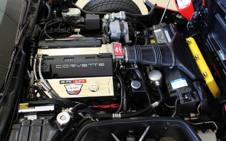 1993 Chevrolet Corvette 27
