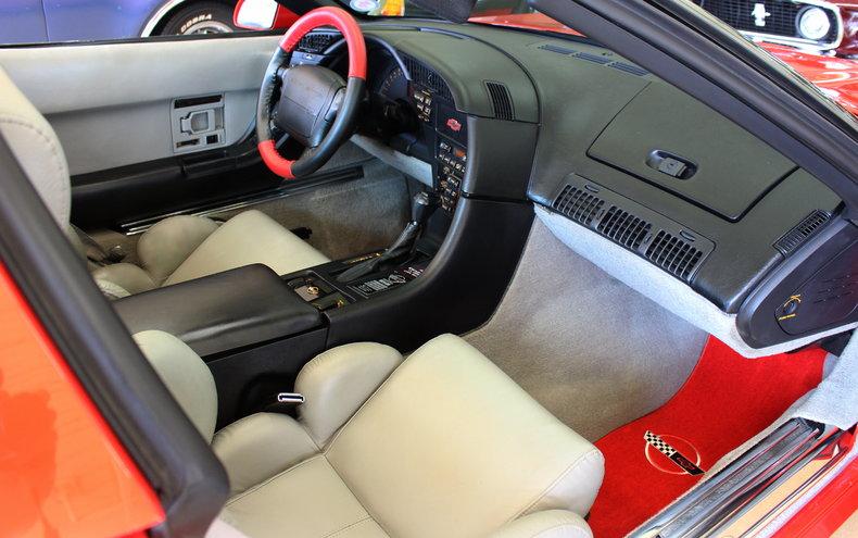 1993 Chevrolet Corvette 21
