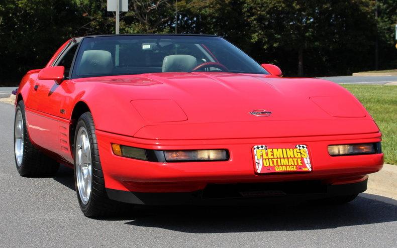 1993 Chevrolet Corvette 13