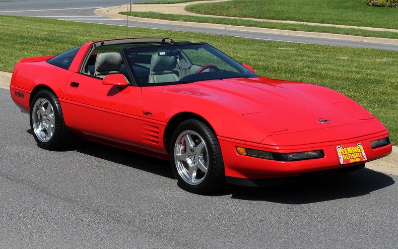 1993 Chevrolet Corvette 7