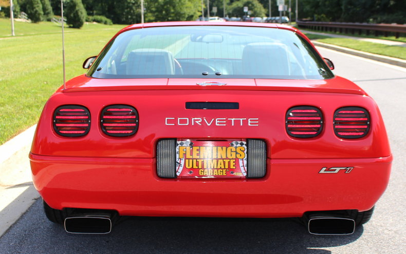 1993 Chevrolet Corvette 11