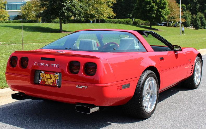 1993 Chevrolet Corvette 5