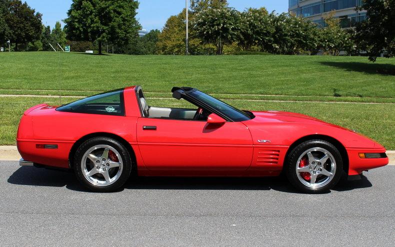 1993 Chevrolet Corvette 6