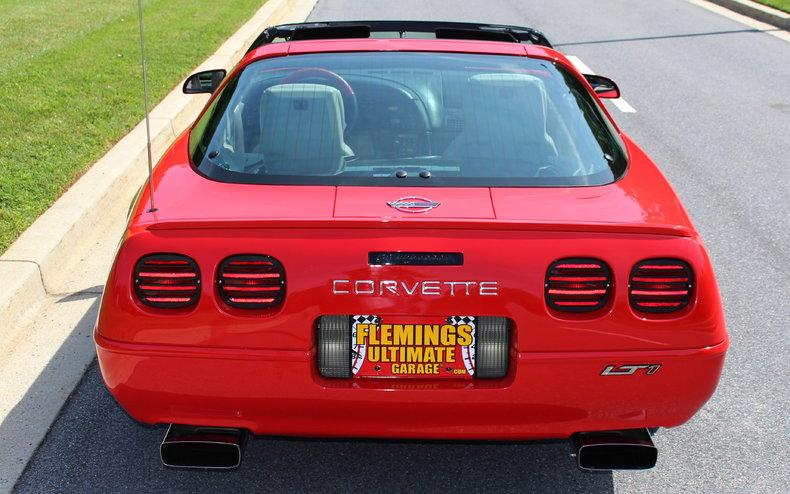 1993 Chevrolet Corvette 4