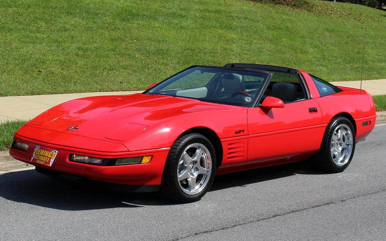 1993 Chevrolet Corvette 1