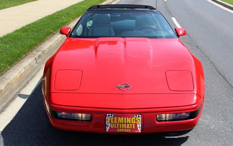 1993 Chevrolet Corvette 14