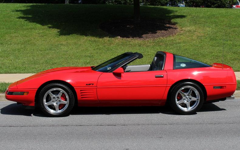 1993 Chevrolet Corvette 2
