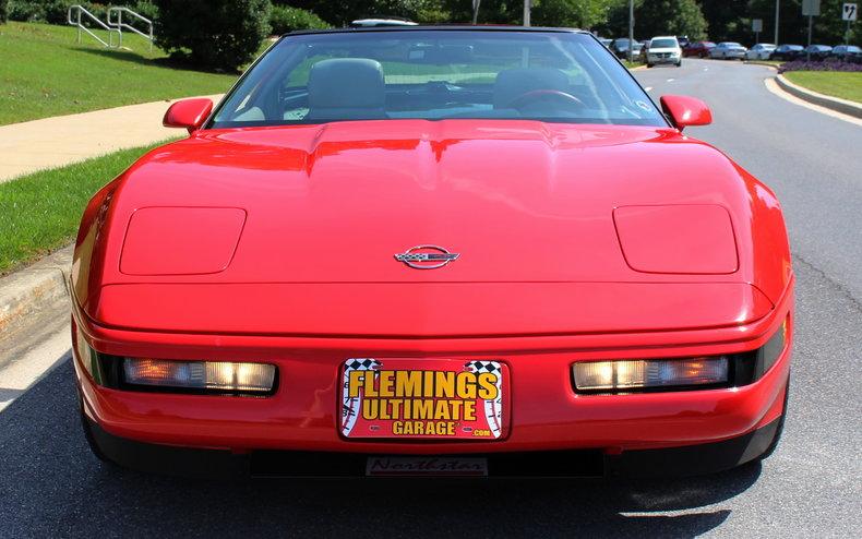1993 Chevrolet Corvette 8