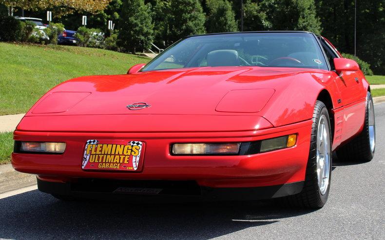 1993 Chevrolet Corvette 9