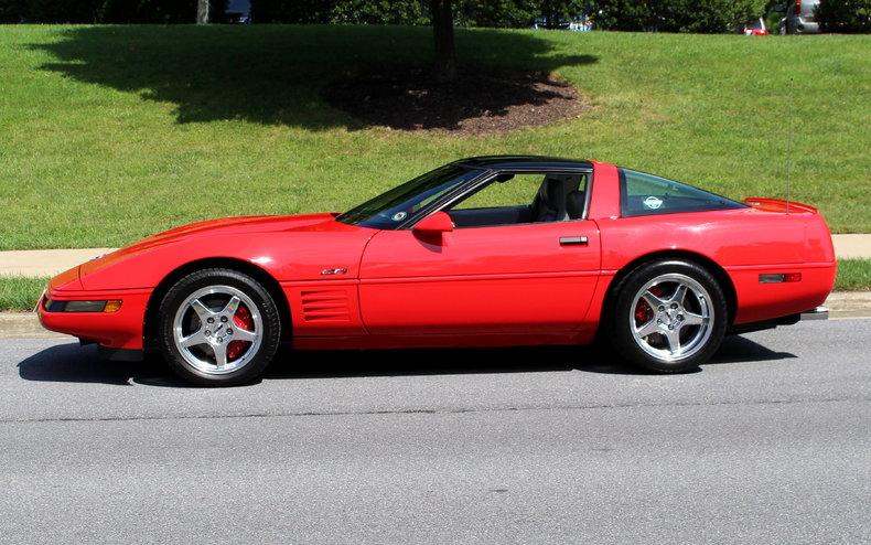 1993 Chevrolet Corvette 16