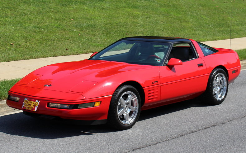 1993 Chevrolet Corvette 17