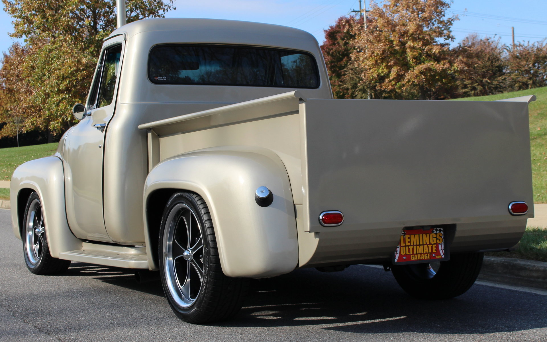 1954 Ford F100 For Sale 65767 Mcg Long Bed