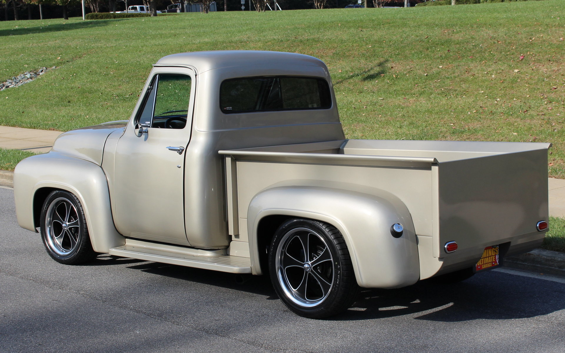 1954 ford f100 for sale 65767 mcg for Garage ford vernon
