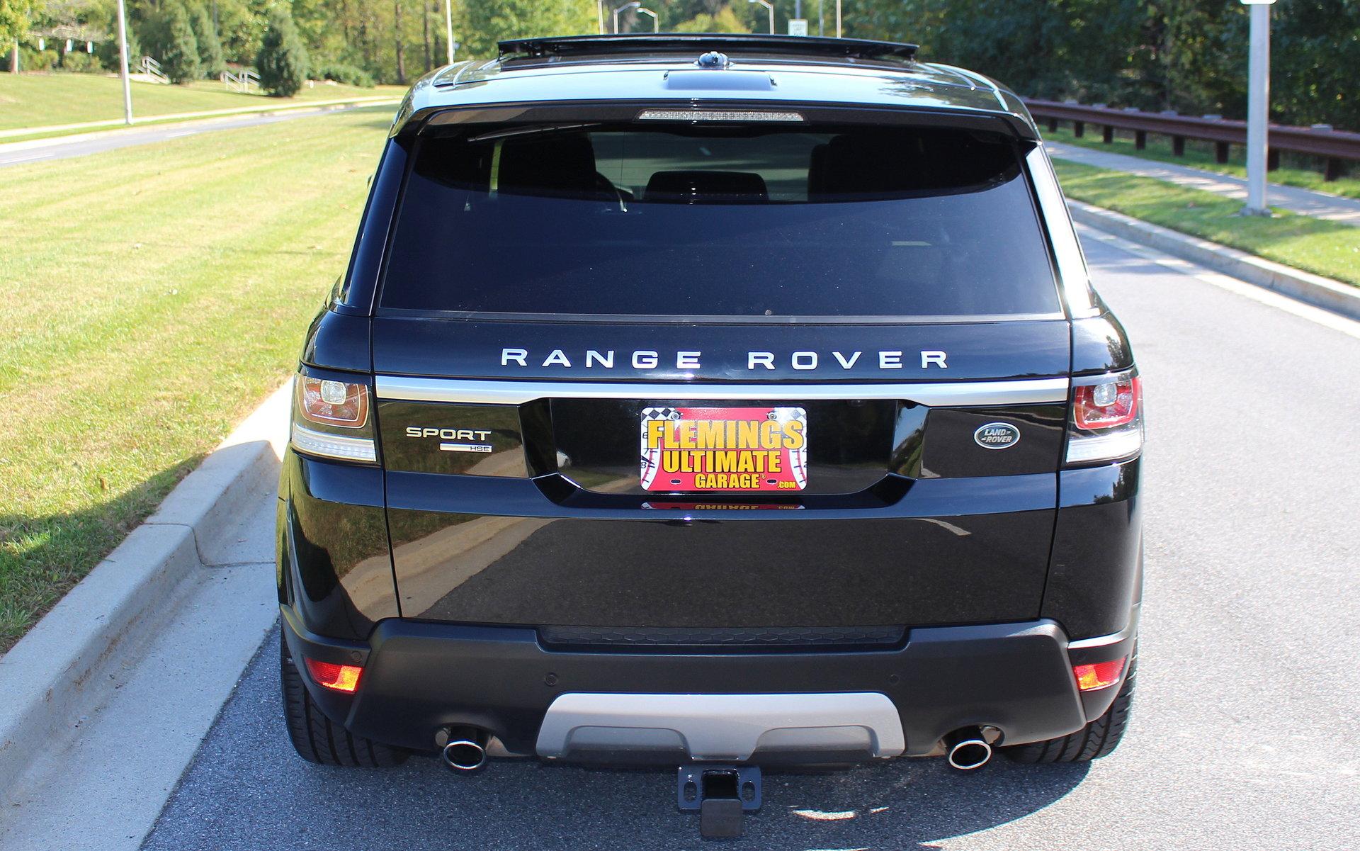 2015 Land Rover Range Rover Hse For Sale 65769 Mcg