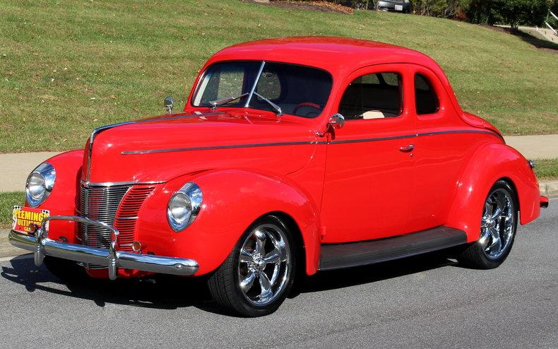 1940 Ford ALL STEEL STREET ROD