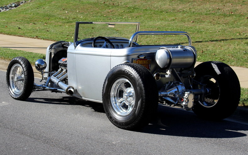 1932 Street Rod Parts : Ford street rod roadster for sale to buy