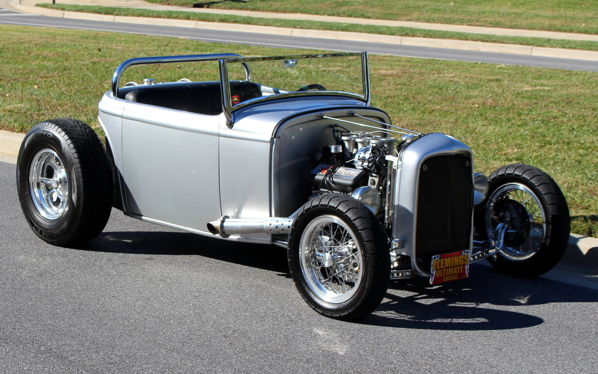 1932 Ford Street Rod Roadster for sale #66009 | MCG