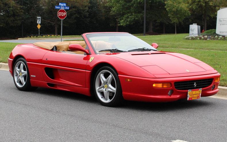 1999 Ferrari F355 F1 Spider   1999 FERRARI F355 F1 SPIDER   Classic ...