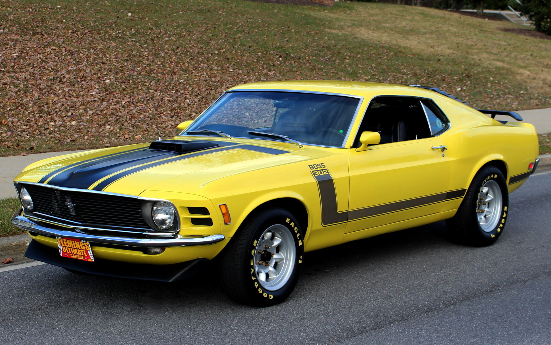 1970 ford mustang boss 302 1970 ford mustang boss 302 for sale to buy or purchase real shaker. Black Bedroom Furniture Sets. Home Design Ideas