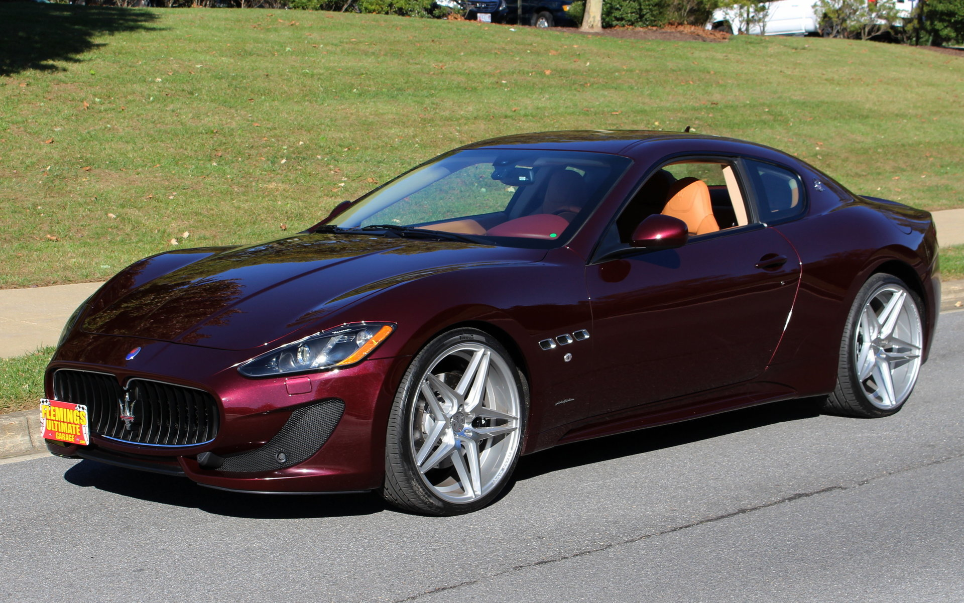 2014 maserati granturismo s 2014 maserati gran turismo. Black Bedroom Furniture Sets. Home Design Ideas