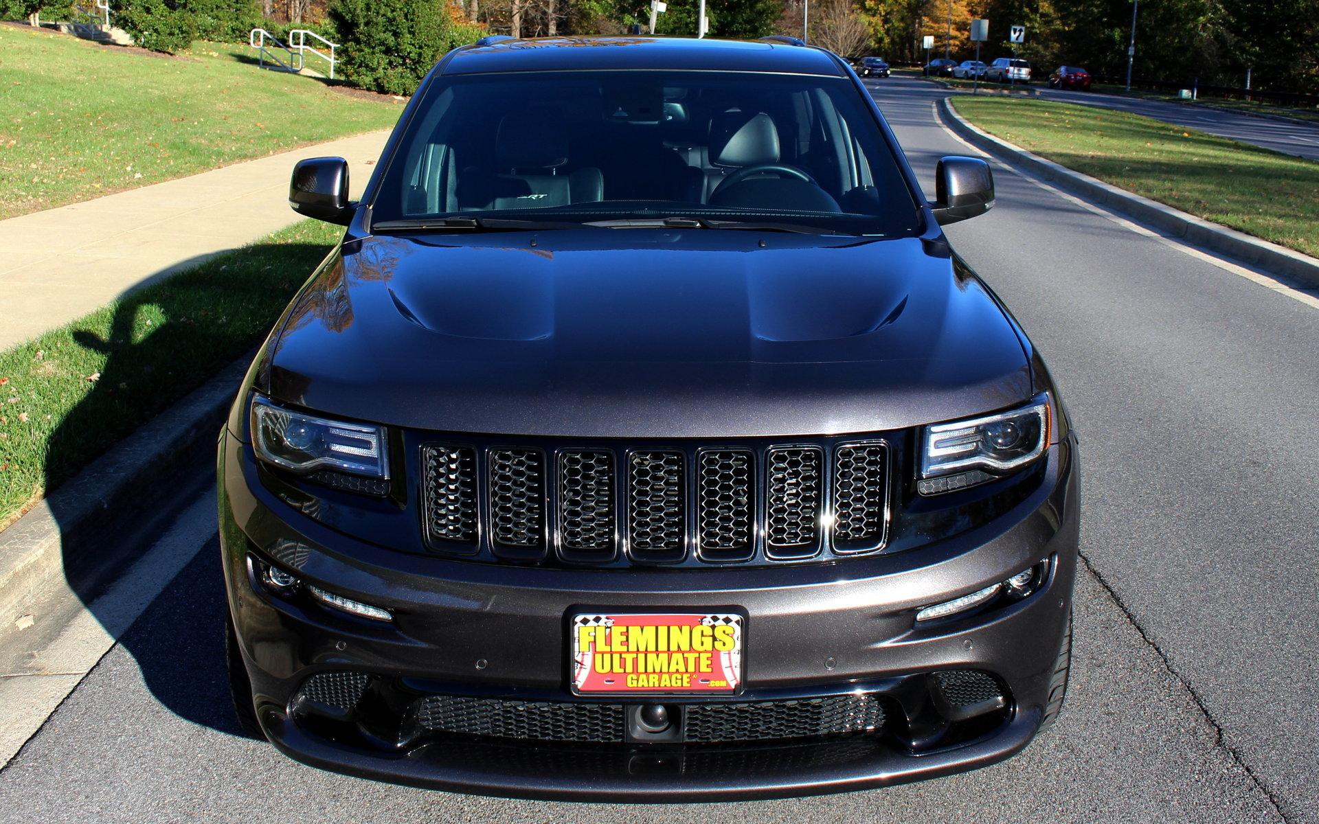 2015 Jeep Grand Cherokee Srt 8 For Sale 71493 Mcg