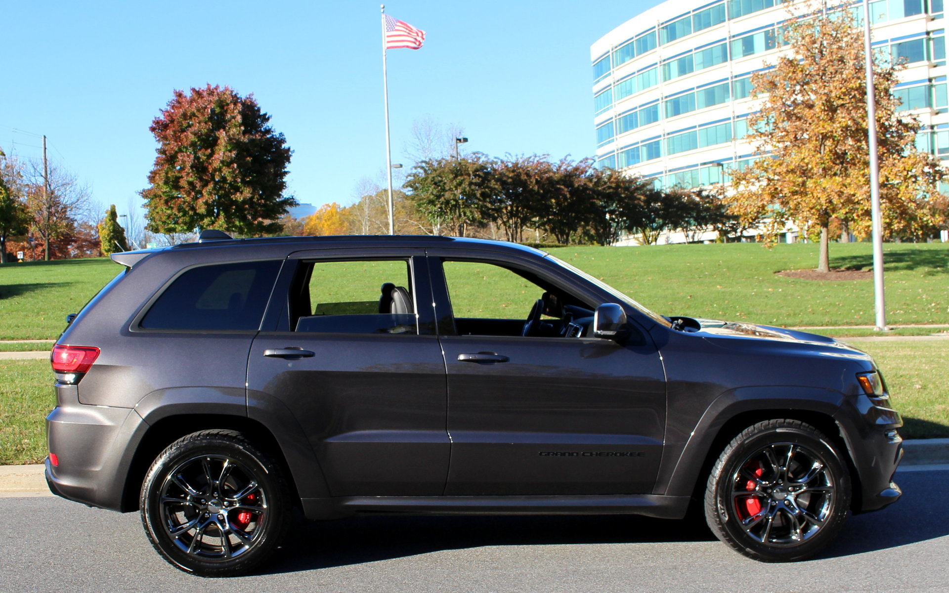 2015 Jeep Grand Cherokee Srt 8 For Sale 71493 Mcg