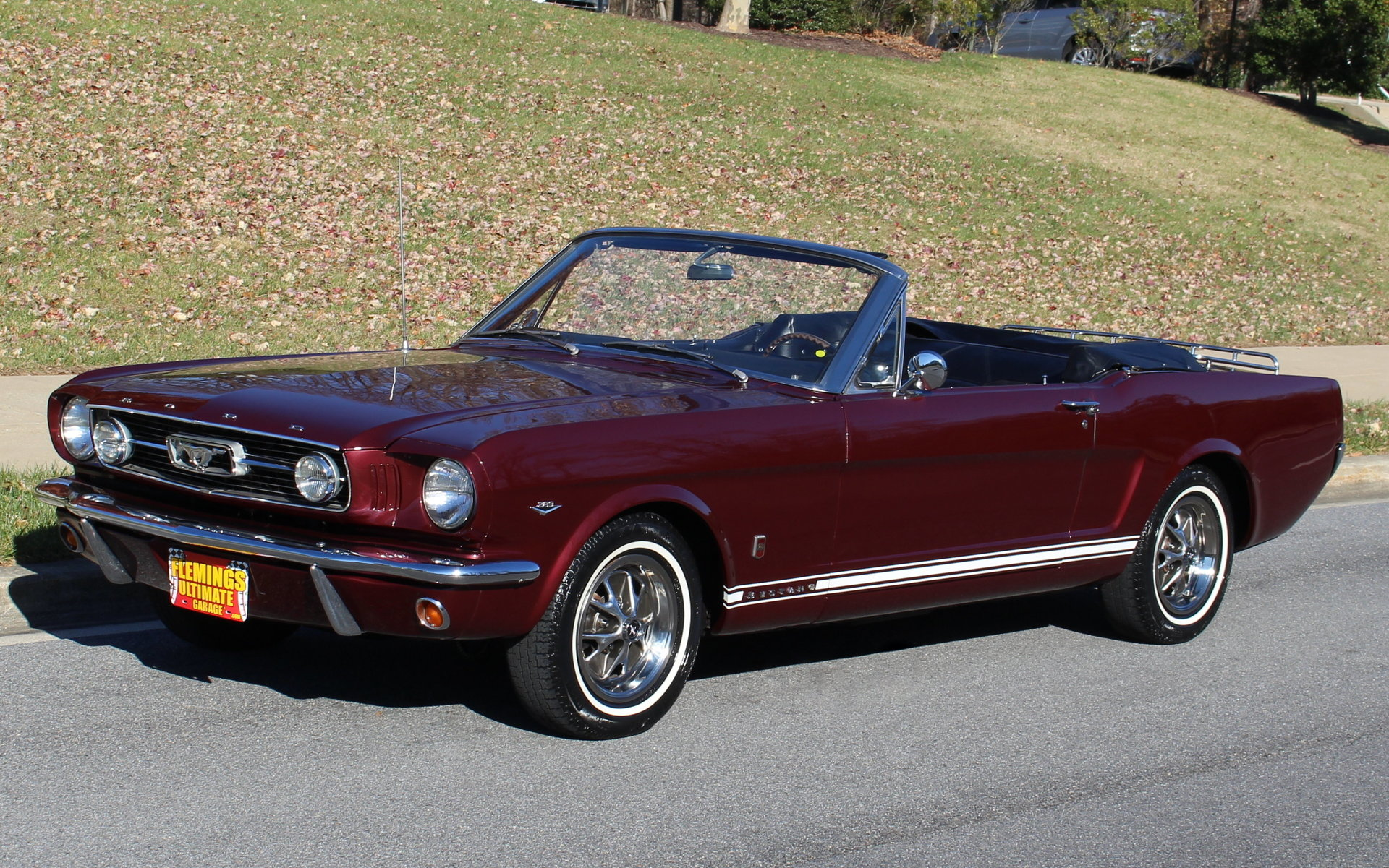 1966 ford mustang 1966 ford mustang gt convertible for. Black Bedroom Furniture Sets. Home Design Ideas
