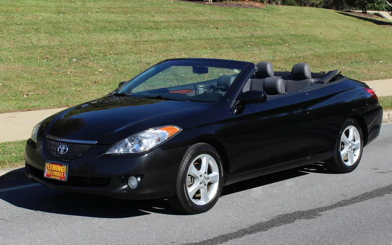 2006 toyota camry solara sle classic cars muscle cars. Black Bedroom Furniture Sets. Home Design Ideas