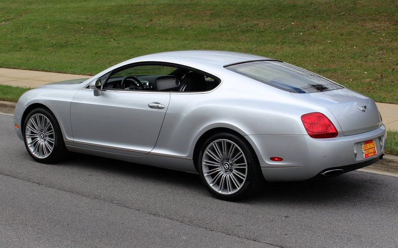 2008 bentley continental gt speed 2008 bentley continental gt speed for sale to buy or. Black Bedroom Furniture Sets. Home Design Ideas