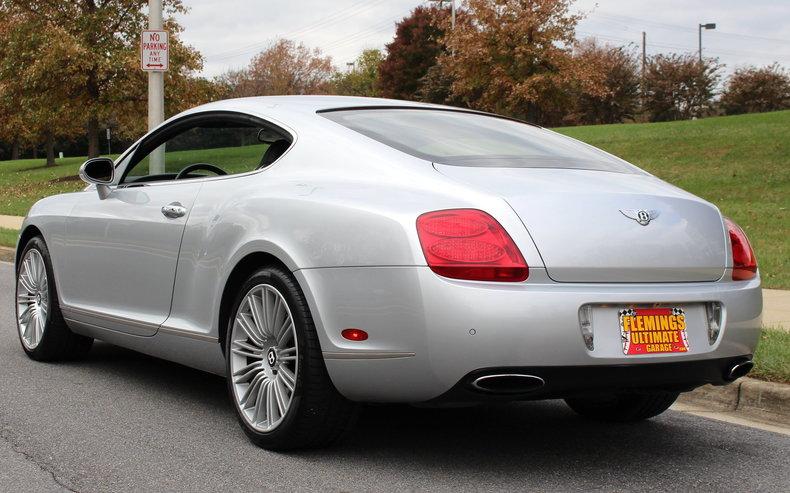 2008 Jeep Wrangler For Sale >> 2008 Bentley CONTINENTAL GT SPEED   2008 Bentley ...