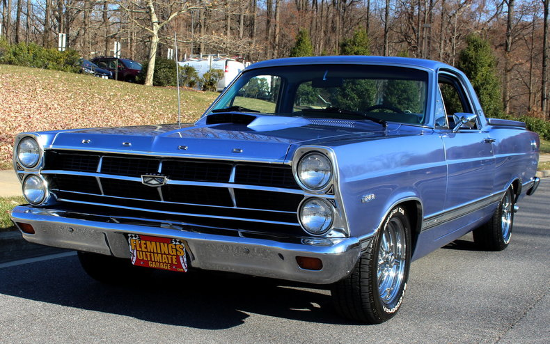 1967 Ford Ranchero Classic Cars Muscle Cars Exotic