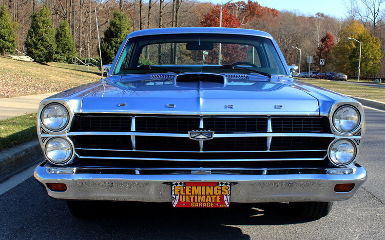 1967 ford ranchero for sale 74571 mcg for Garage ford 59