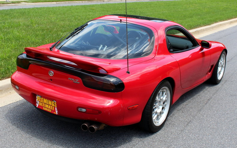 1994 mazda rx 7 1994 mazda rx 7 fd twin turbo for sale. Black Bedroom Furniture Sets. Home Design Ideas
