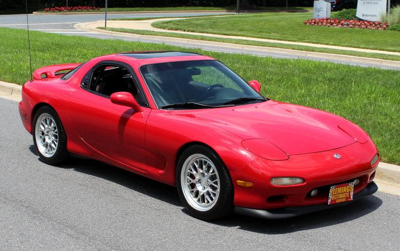 1994 Mazda Rx 7 1994 Mazda Rx 7 Fd Twin Turbo For Sale