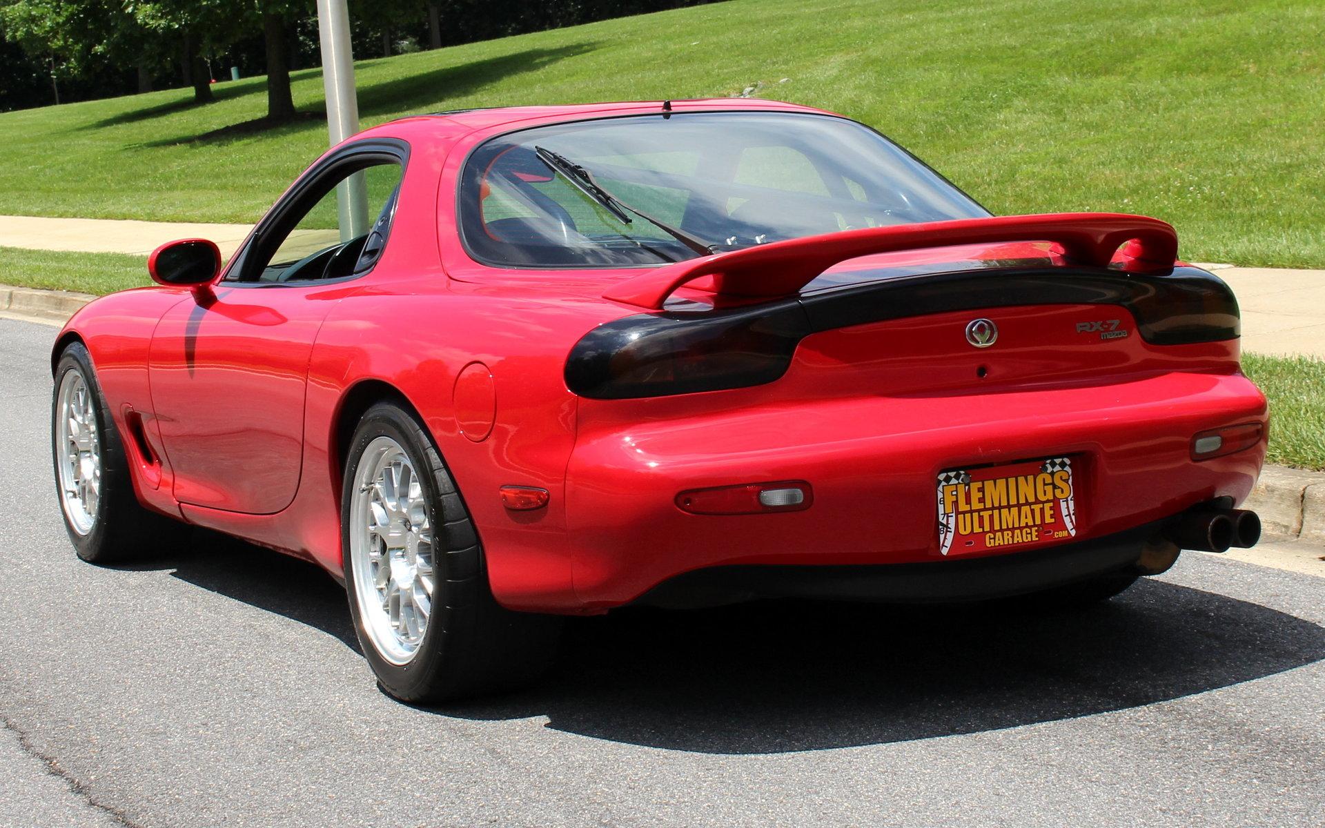 Mazda Dealership Md >> 1994 Mazda RX-7 Twin Turbo for sale #76230 | MCG