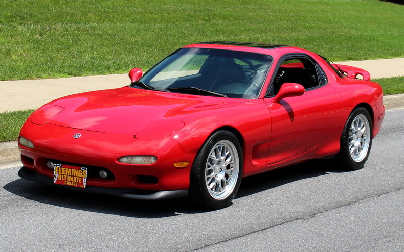 1994 mazda rx 7 1994 mazda rx 7 fd twin turbo for sale to buy or purchase 13b rotary 5 speed. Black Bedroom Furniture Sets. Home Design Ideas