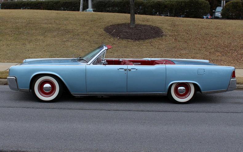 1964 Lincoln Continental for sale #76250   MCG