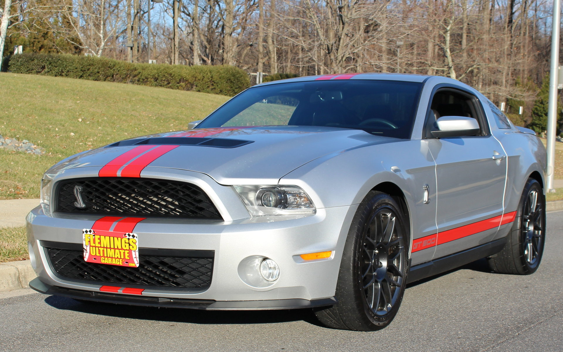 2011 ford mustang gt500 for sale 76586 mcg for Garage ford vernon 27200