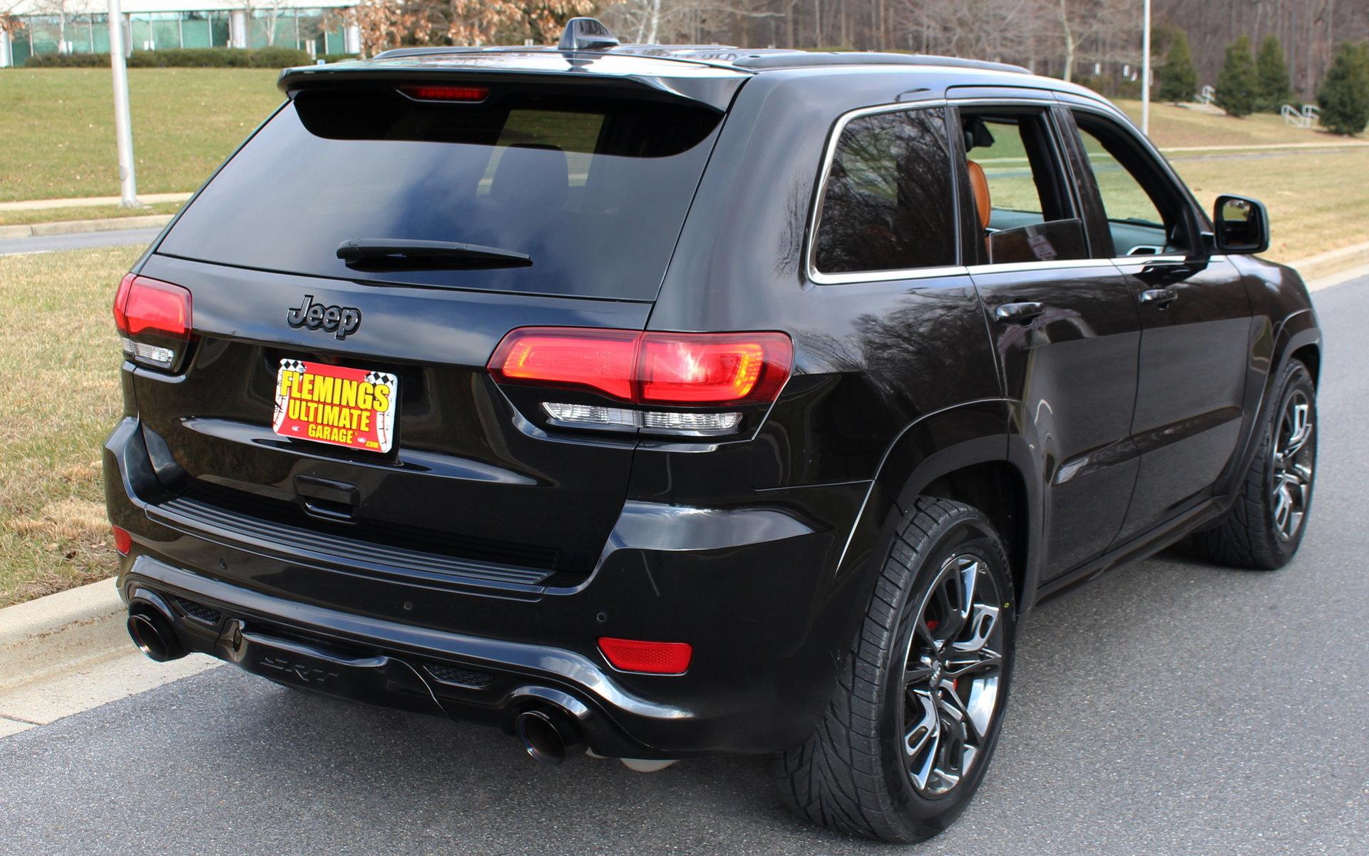 cherokee grand jeep srt srt8 specs options vehicles hemi air