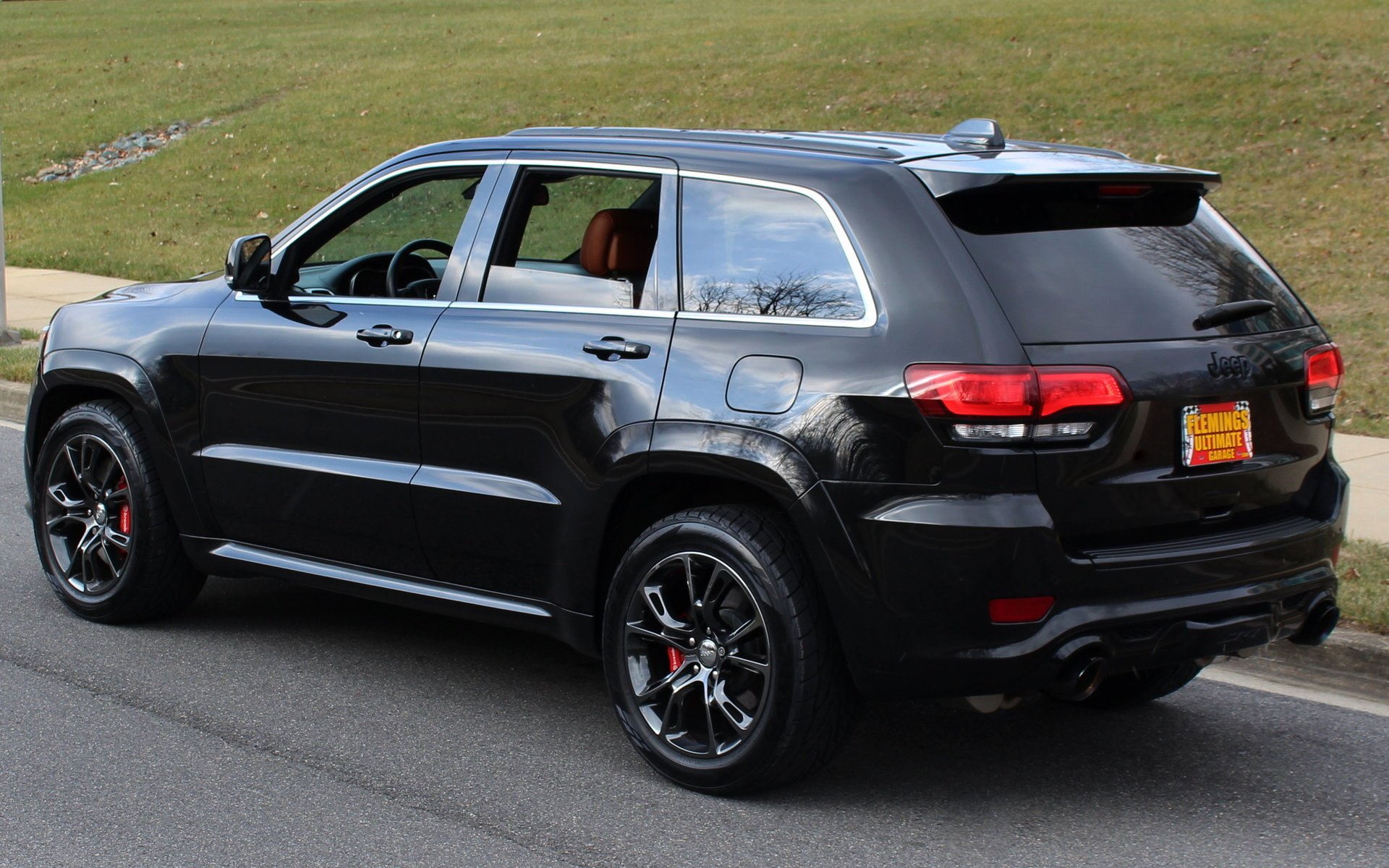 2014 jeep grand cherokee srt 8 for sale 76692 mcg. Black Bedroom Furniture Sets. Home Design Ideas