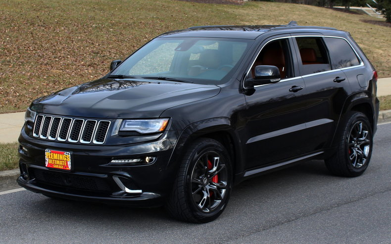 2014 Jeep GRAND CHEROKEE SRT 8 | 2014 Jeep Grand Cherokee SRT8 For Sale. SRT  Hemi 8 Speed | Classic Cars, Muscle Cars, Exotic Cars, Camaro, Chevelle, ...