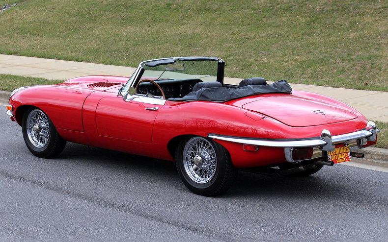 1970 Jaguar XKE   1970 Jaguar XKE E Type Series 2 Roadster For Sale  Original   Classic Cars, Muscle Cars, Exotic Cars, Camaro, Chevelle,  Impala, Bel Air, ...