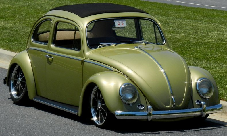 1963 Volkswagen Beetle 1963 Volkswagen Super Beetle For
