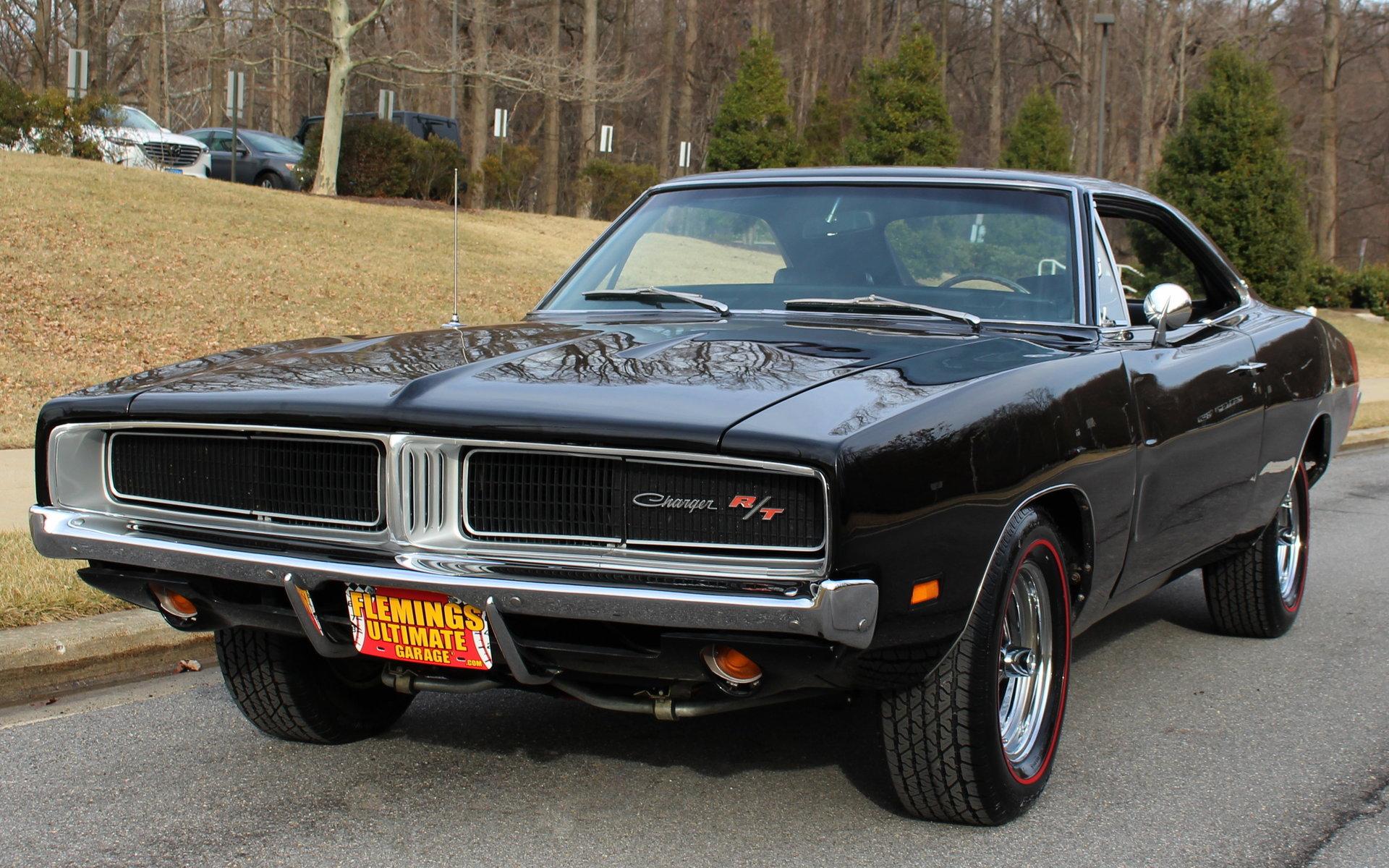 1969 Dodge Charger 440 R/T SE R/T SE for sale #77521 | MCG