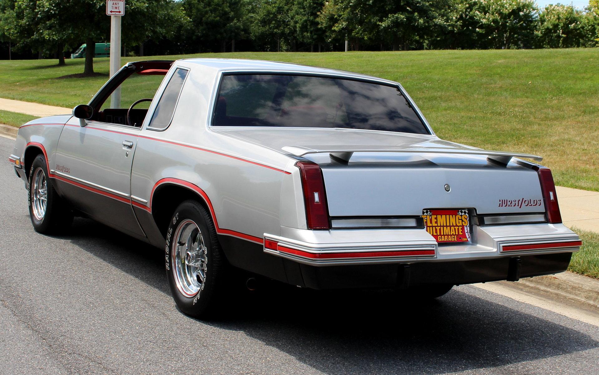 1984 Oldsmobile 442 Hurst Olds For Sale 77522 Mcg