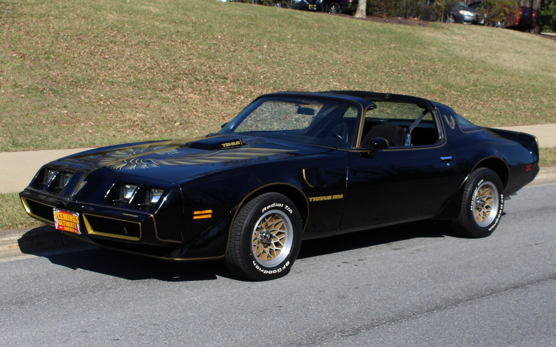 1979 pontiac trans am bandit for sale 77523 mcg. Black Bedroom Furniture Sets. Home Design Ideas