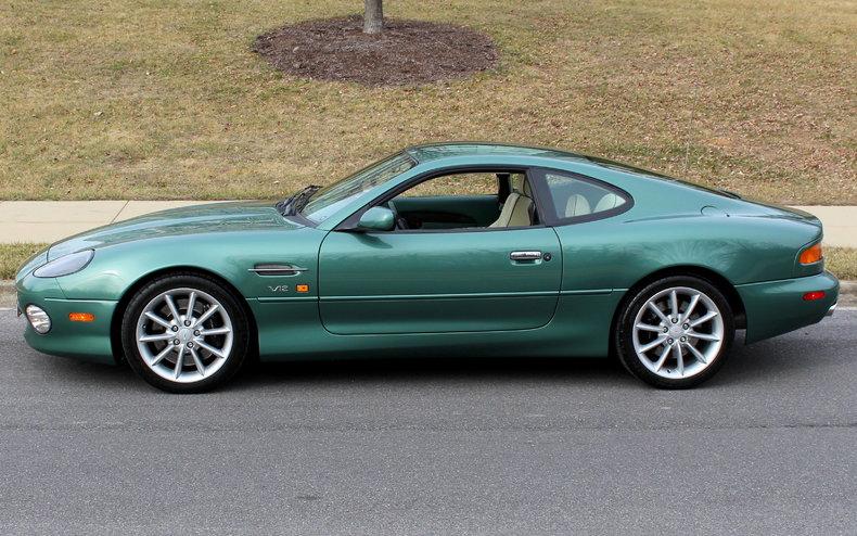 2000 Aston Martin DB7 for sale #78490 | MCG