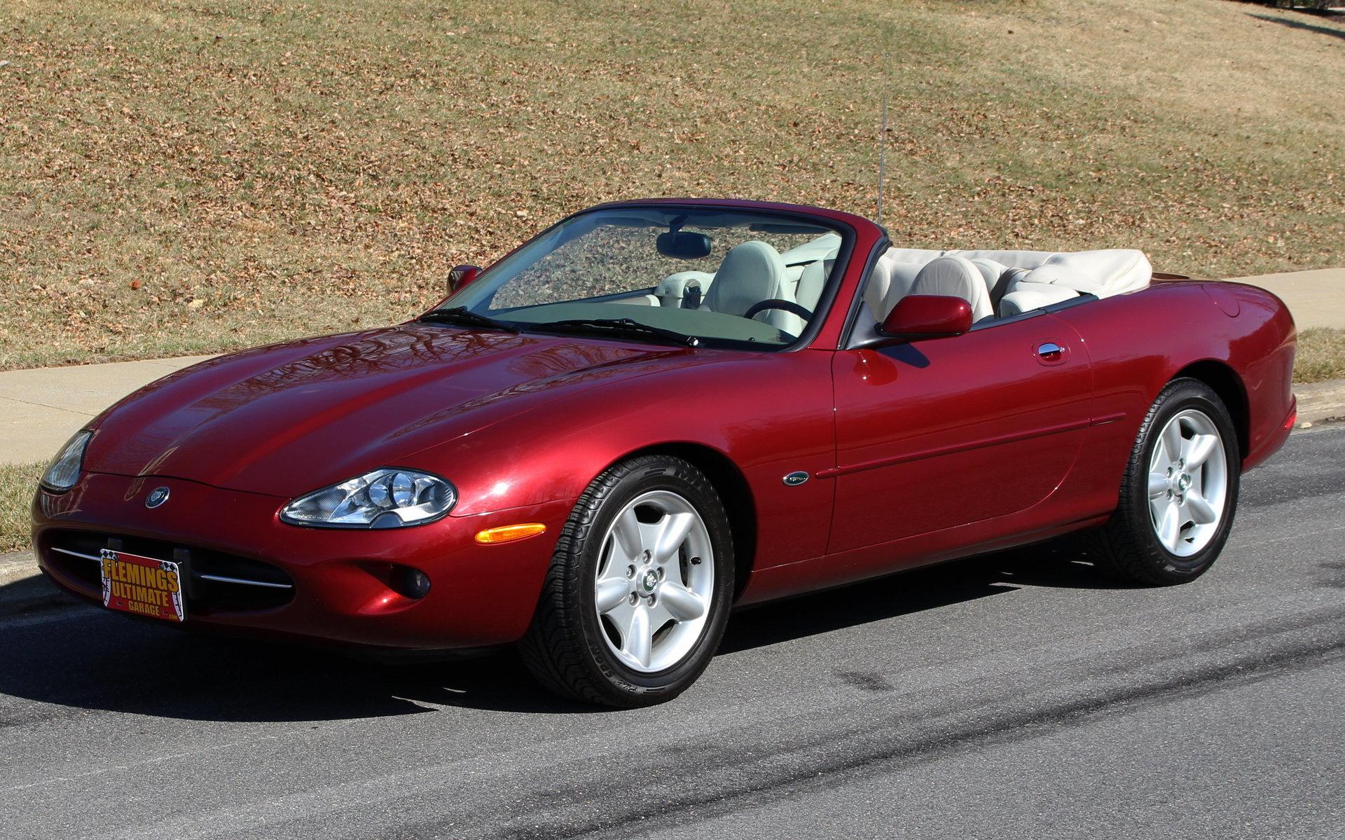 1998 1998 Jaguar XK8 For Sale ...