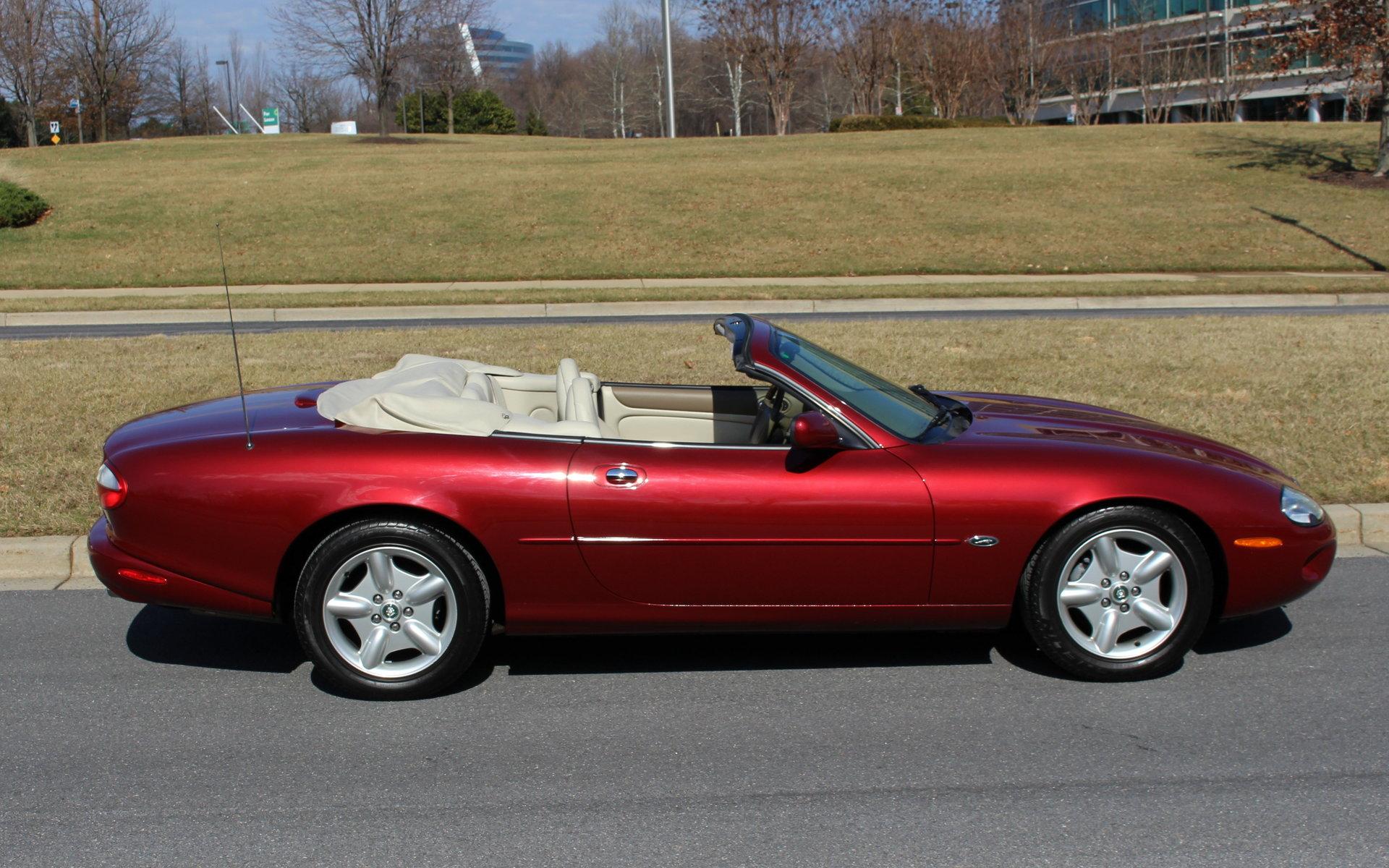 ... For Sale 1998 Jaguar XK8 ...